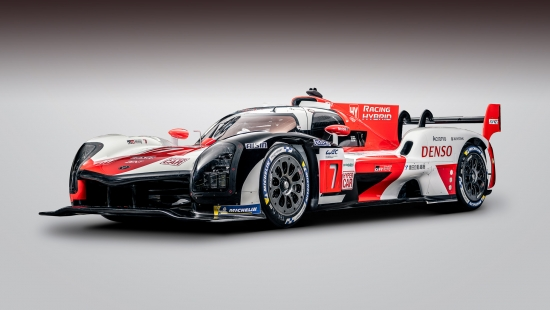 New Toyota GR010 Hybrid introduced for racing