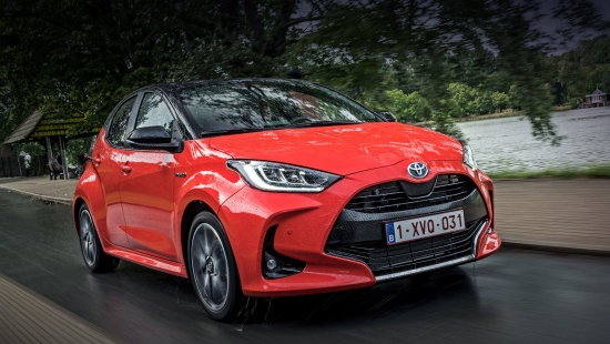 Toyota Yaris will produce Mazda in Europe