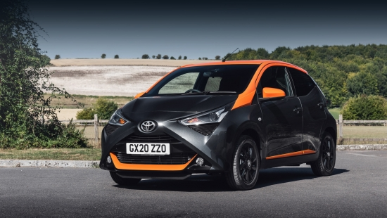 The new generation Toyota Aygo will appear in a year