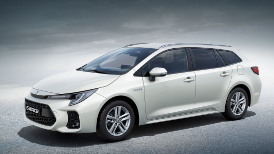 New hybrid Suzuki Swace released based on Toyota Corolla